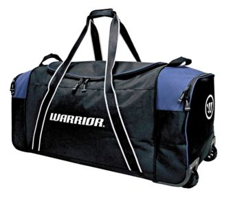 Warrior Hockey Bag With Wheels 38 In