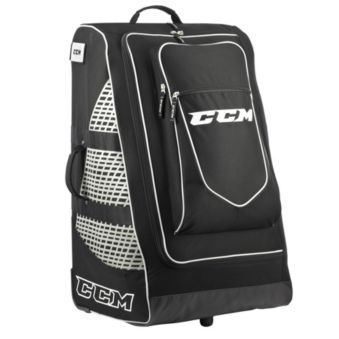 Ccm Wheeled Stand Up Compartment Hockey Bag