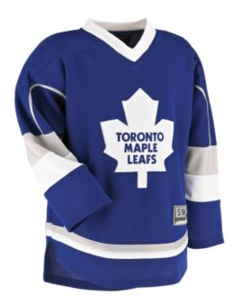the best attitude dea94 a329b Toronto Maple Leafs Jersey, Youth, Blue | Canadian Tire
