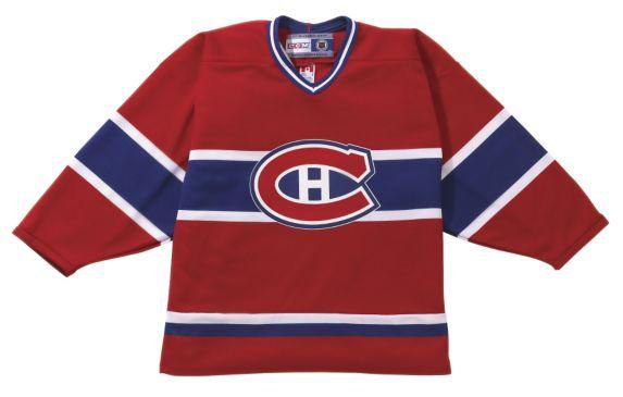Chandail De La Lnh Canadiens De Montreal Homme Rouge Canadian Tire