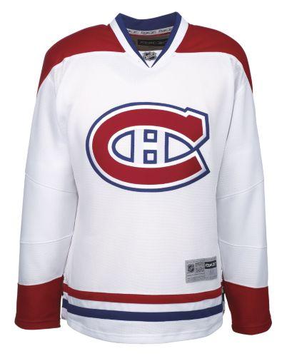 Chandail De La Lnh Canadiens De Montreal Homme Blanc Canadian Tire