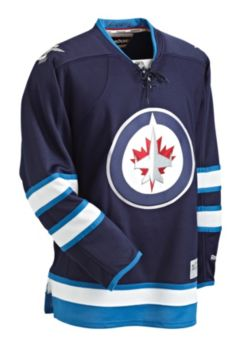 timeless design 6ce56 2392d NHL® Winnipeg Jets Jersey, Blue