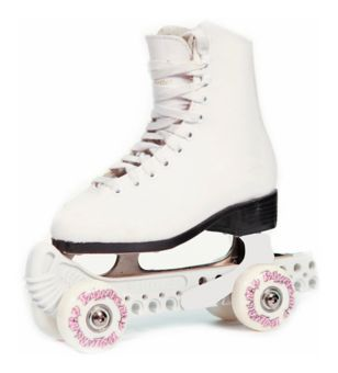 Rollergard Ice Skate Guard Black by