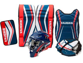 Vaughn Street Hockey Goalie Box Set 24 In Canadian Tire