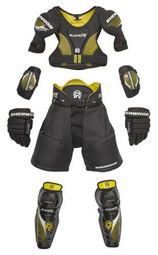 Sherwood Playrite Basic Youth Hockey Protective Kit Product image