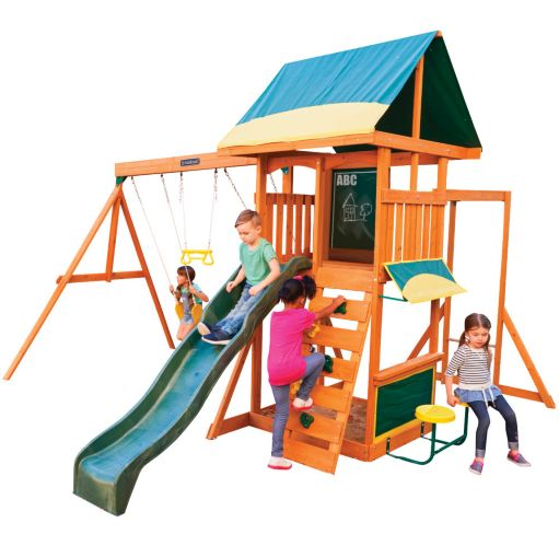 KidKraft Brightside Wooden Play Centre Product image