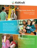 KidKraft Brightside Wooden Play Centre | KidKraftnull