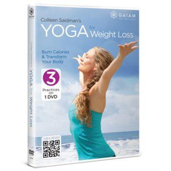 Gaiam Weight Loss Yoga DVD