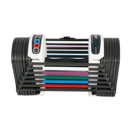 PowerBlock Sport 2.4 Adjustable Dumbbell, Single