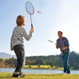 Volants de badminton, paq. 6   Rec-Teknull