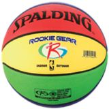 Spalding NBA Rookie Gear Composite Indoor/Outdoor Basketball, Size 5 | Spalding | Canadian Tire