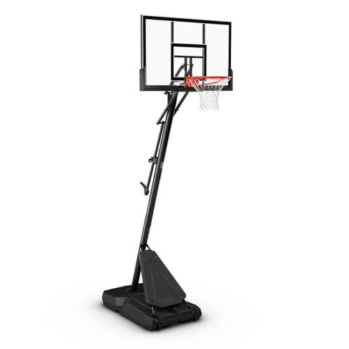 Spalding® Hercules Acrylic Portable Basketball System, 50-in Product image