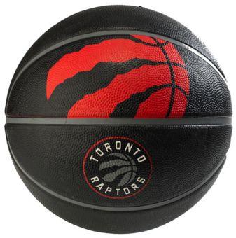 Raptors L'extérieurNoirrouge Basketball Spalding De Ballon Pour xoCBed