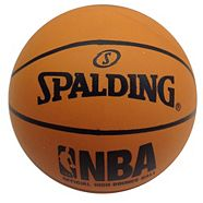 new york 670db 4e36c Spalding NBA Spaldeen Mini Rubber High Bounce Basketball