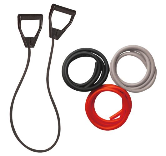 GoodLife Fitness 3-in-1 Resistance Bands Kit with Handle Product image