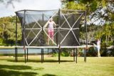 Outbound Oval Trampoline with Safety Enclosure, 13-ft | Outbound | Canadian Tire