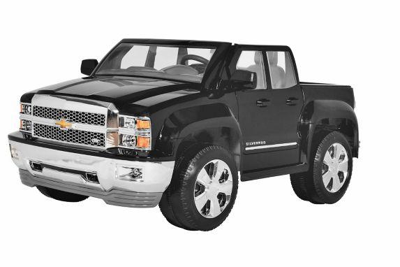 Jouet-porteur Chevrolet Silverado, 12 V Image de l'article