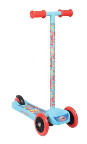 Paw Patrol Reversed 3 Wheel Scooter