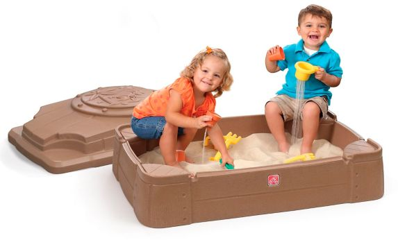 Step2 Play & Store Sand Box Product image