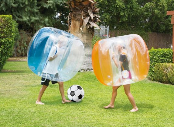 Inflatable Bubble Soccer 2 Pk Canadian Tire