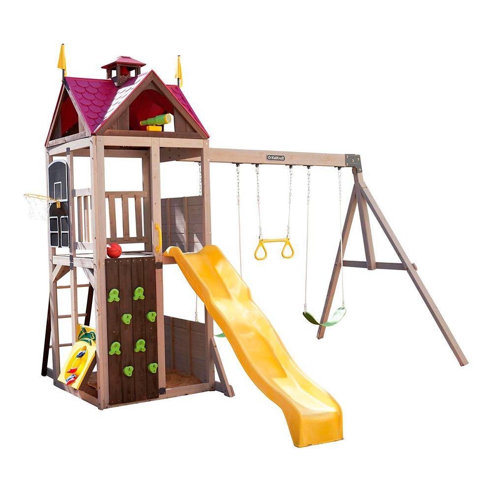 Big Backyard Summerhill Wooden Play Centre