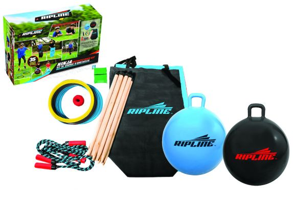 Ripline Ninja Obstacle Course Product image