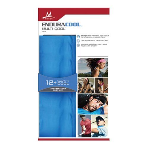 Mission Multi-Cool Towel, Blue Product image