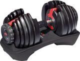 Bowflex SelectTech 552 Adjustable Dumbbell, Single | Bowflexnull