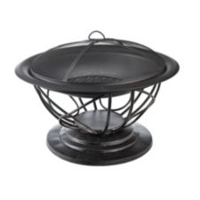 For Living Savona Wood Burning Fire Bowl Canadian Tire