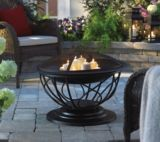 For Living Savona Wood Burning Fire Bowl | FOR LIVING | Canadian Tire