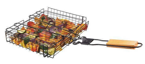 MASTER Chef Deluxe Grilling Basket