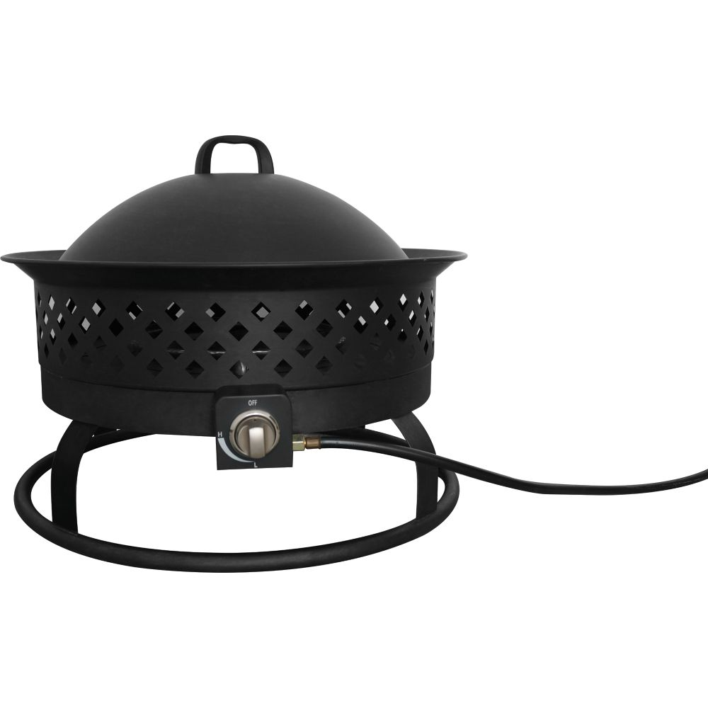 For Living Portable Gas Fire Bowl
