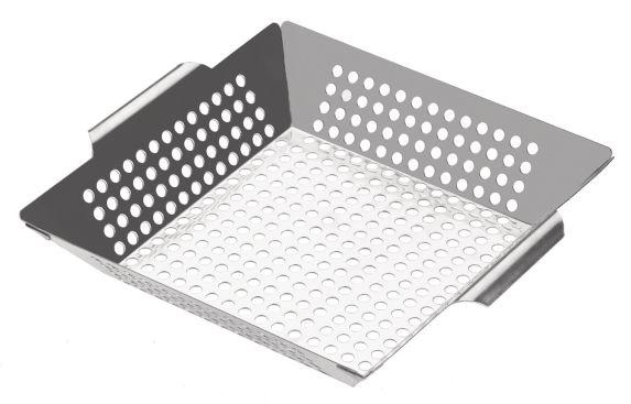 MASTER Chef Stainless Steel Grill Basket Product image