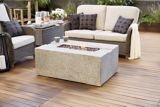 Canvas York Outdoor Fire Table | CANVASnull