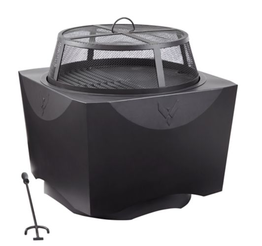 Vermont Castings Cooking Grill & Low Smoke Fire Pit Product image