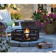 For Living Maddox Wood Square Fire Bowl | Canadian Tire on For Living Lawrence Fire Pit id=85899