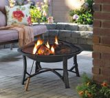 For Living Augusta Wood Burning Fire Bowl | FOR LIVING | Canadian Tire