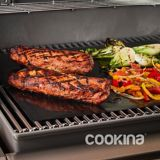COOKINA Barbecue Reusable Grilling Mat | Cookinanull