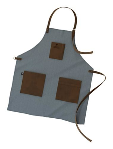 Vermont Castings Canvas & Leather Grilling Apron Product image