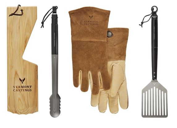 Vermont Castings BBQ Gift Set, 4-pc Product image