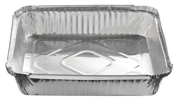 Vermont Castings Aluminum BBQ Grease Tray, 5-pk Product image