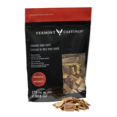 Vermont Castings Smoking Wood Chips, Mesquite Flavour, 2-lb Product image