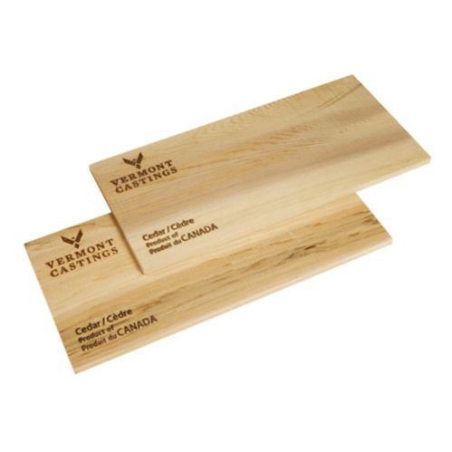Vermont Castings Cedar Plank, 2-pk Product image