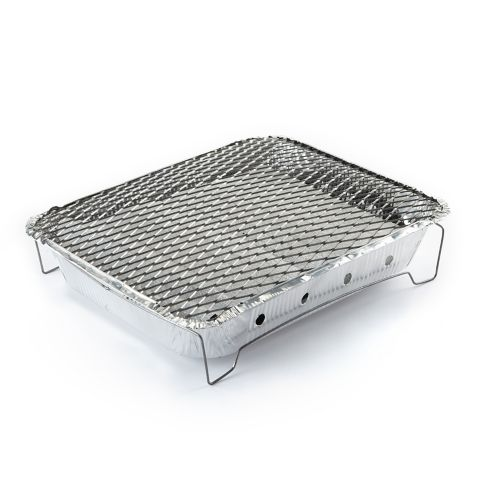 Zip One-Time Use Charcoal Grill