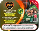 Zip One-Time Use Charcoal Grill | ZIPnull