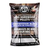 Granules de bois franc pour barbecue Pit Boss, mélange compétition, 20 Ib | National | Canadian Tire