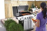 MASTER Chef E500 4-Burner Natural Gas BBQ | Master Chefnull