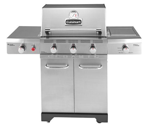 Barbecue Cuisinart 850, propane Image de l'article