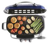 Barbecue portatif de style chariot MASTER Chef, 2 brûleurs   Master Chefnull