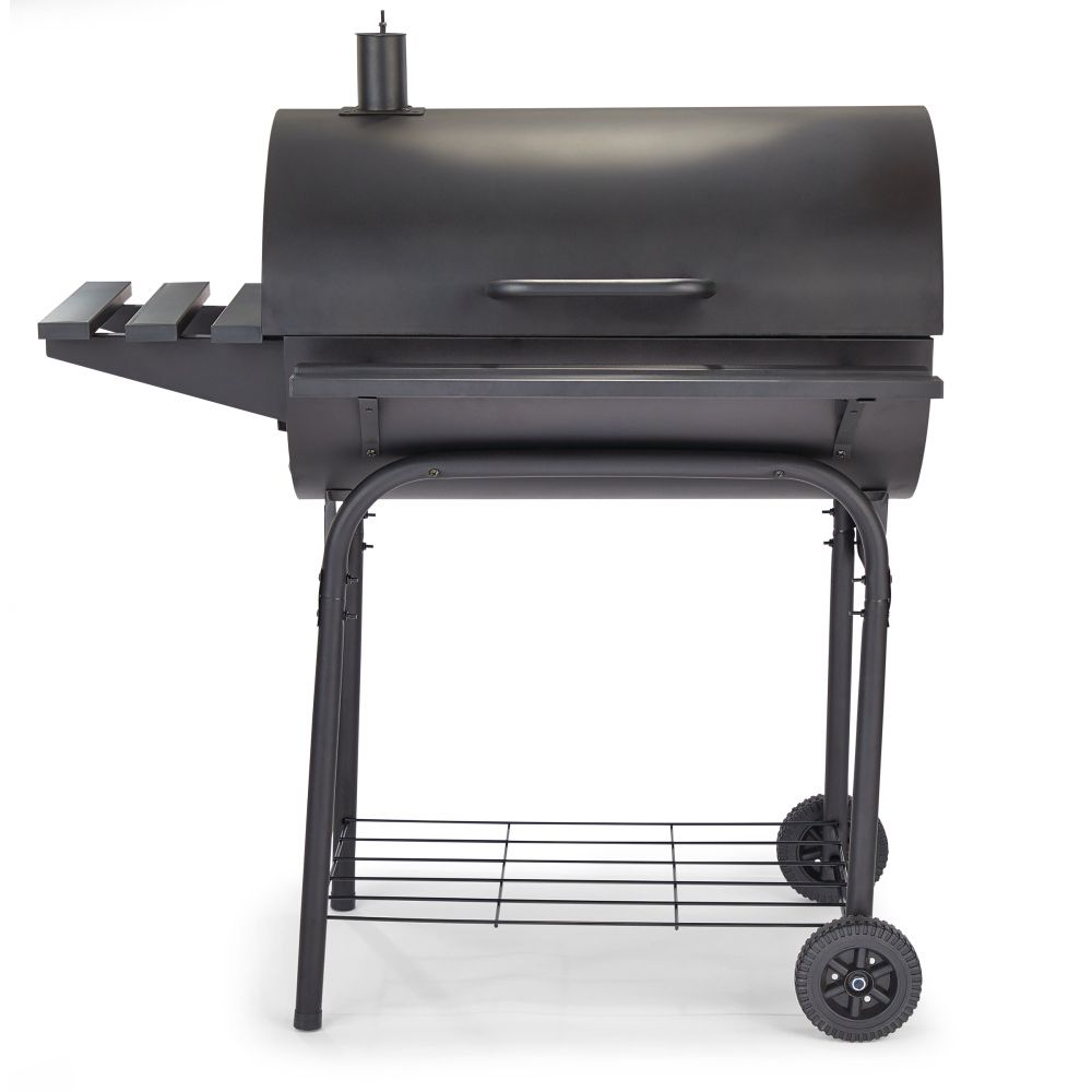 Master Chef Charcoal Barrel Grill, 30-in
